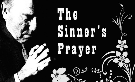 Is the &#8220;Sinner&#8217;s Prayer&#8221; a Superstitious Act?